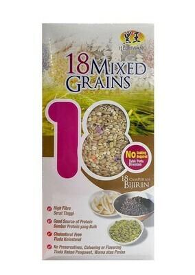 Hei Hwang 18 Mixed Grains 18谷宝 (1kg)