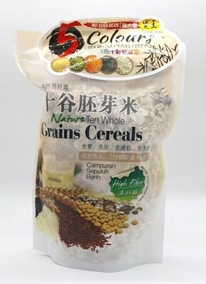 黑王五色十谷胚芽米 Hei Hwang 5 Colour Ten Whole Grains Cereals