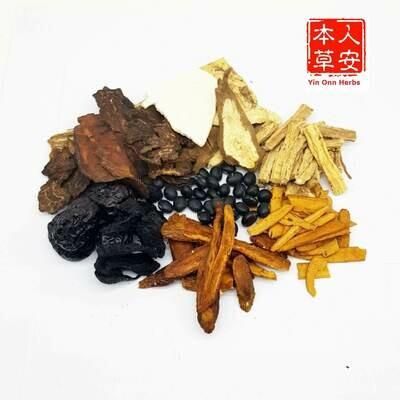 健发八珍汤(8 herbs soup for hair)