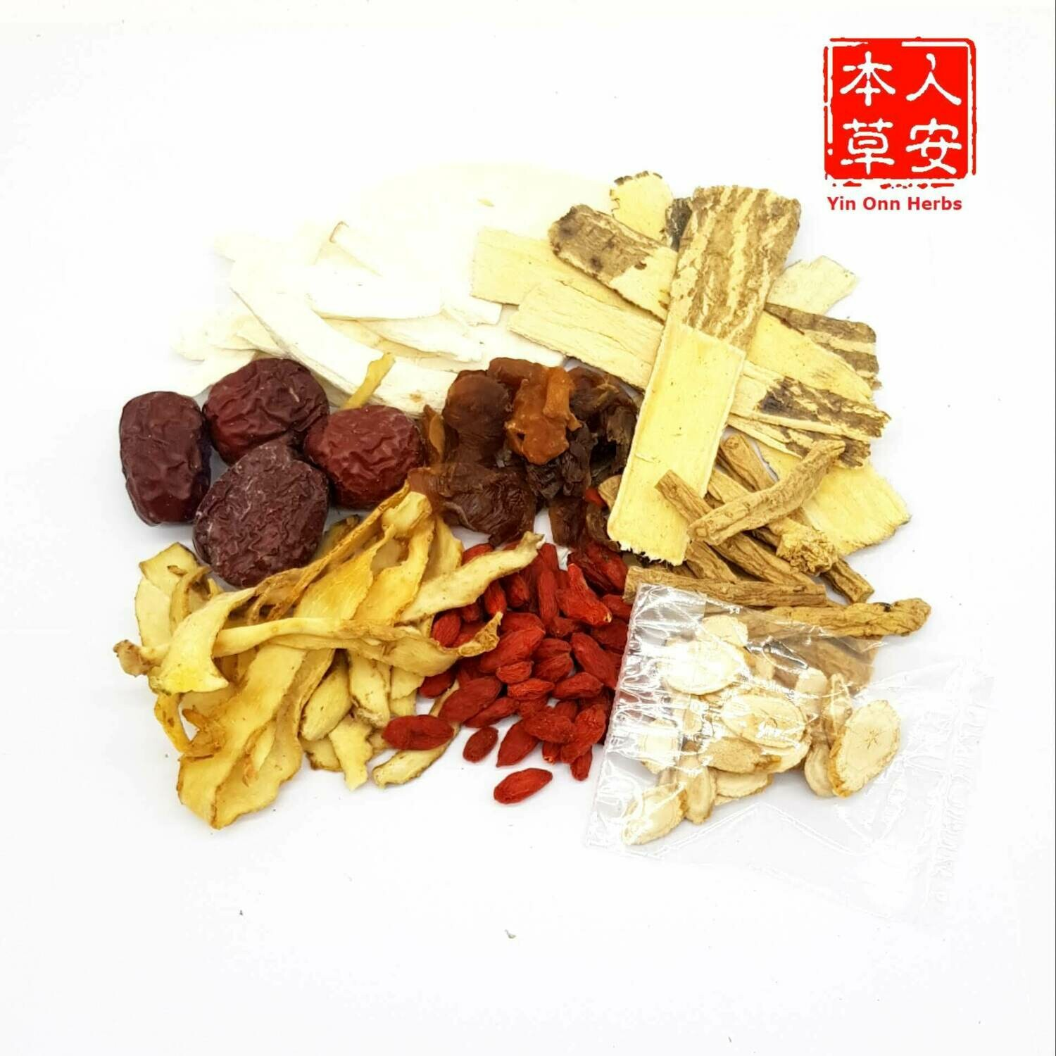泡参清补汤 Ginseng Herbal Soup