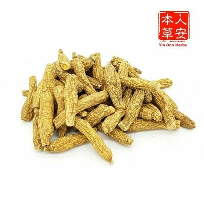 老山泡参 38gm Old American Ginseng