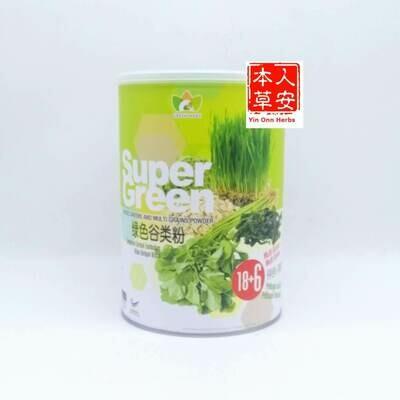 黑王绿色谷类粉 500g Green Mart Super Green Multi Grain