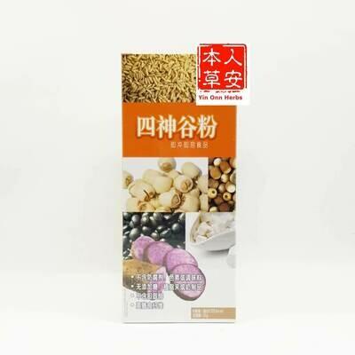 黑王四神谷类即冲即溶饮 30gx15's Hei Hwang Four Goodness Powder