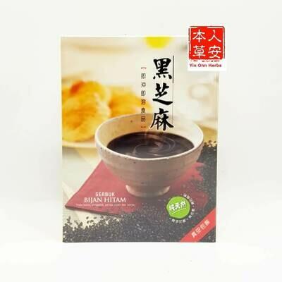 黑王黑芝麻粉 400gm Hei Hwang Black Sesame Powder