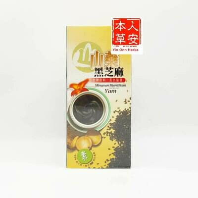 黑王山药黑芝麻 30gmx15's Hei Hwang Yam Black Sesame Cereal