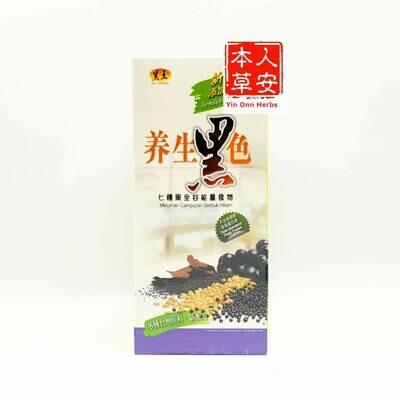 黑王养生黑色 30gx15's Hei Hwang Black Mixed Cereal Powder