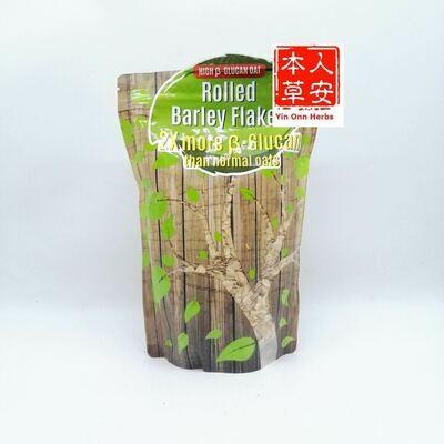 黑王大燕麦片 500gm Hei Hwang Rolled Barley Flakes