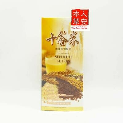 黑王十谷米 30gx15's Hei Hwang Ten Whole Grains
