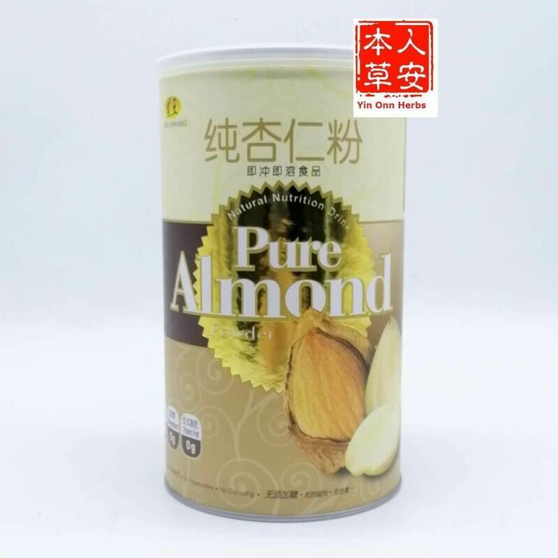 黑王纯杏仁粉 500gm Hei Hwang Pure Almond Powder