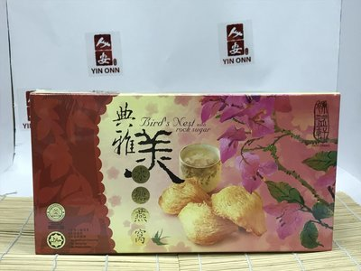 冰糖燕窝 (Bird's Nest with rock sugar) 6x70ml