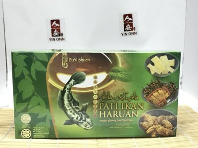 泡参虫草生鱼精 Essence of Fish with Herbs 70g x 6's