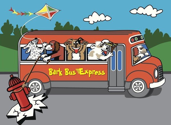 Bark Bus Express