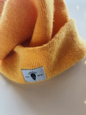 Golden Girl Beanie
