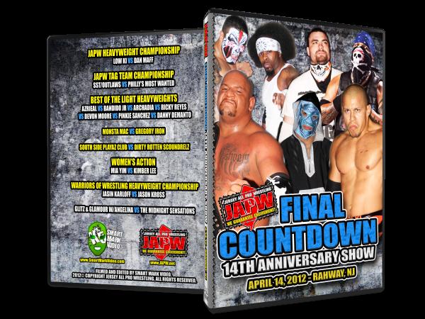 JAPW 14th Anniversary Show (4/14/12 Rahway, NJ)