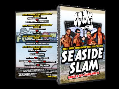 JSCW Seaside Slam (8/6/11 Seaside Park, NJ)