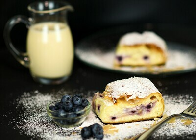Cheese Blueberry