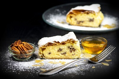 Cheese Pecan & Honey
