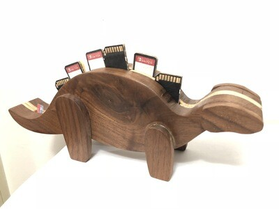 """""""Gigasaurus"""" Card Holder"""