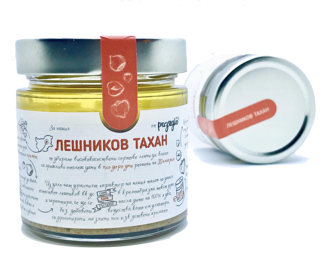ЛЕШНИКОВ ТАХАН 200 g