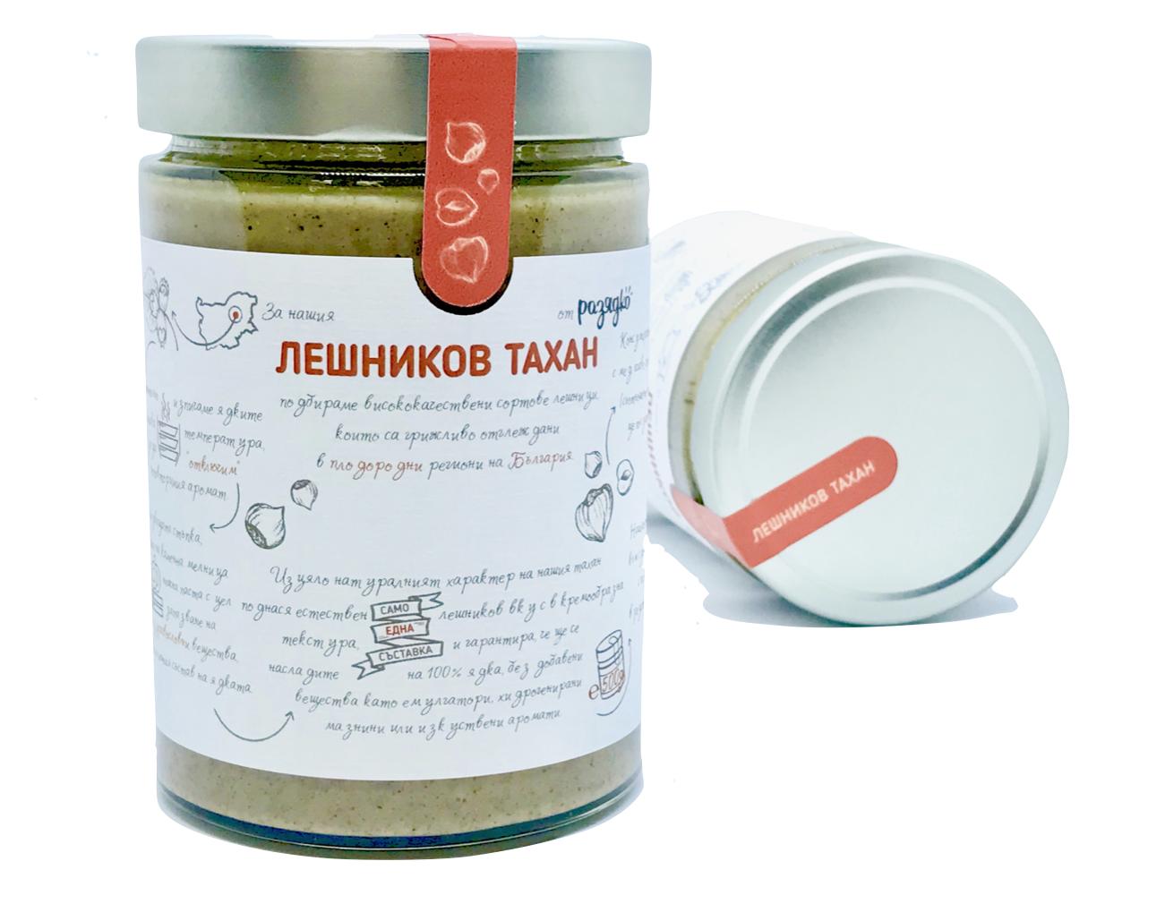 ЛЕШНИКОВ ТАХАН 500 g