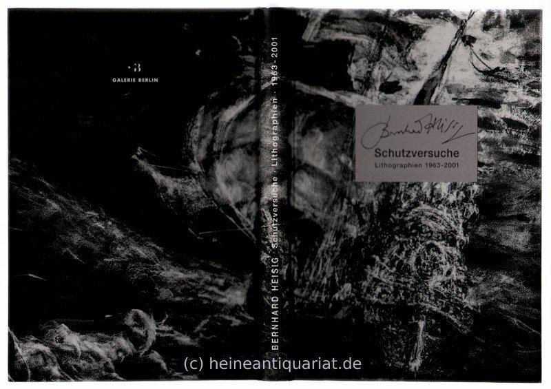 Bernhard Heisig: Schutzversuche (WVZ der Lithographien) a300102595