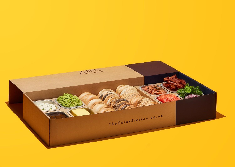 Build a Bagel Box