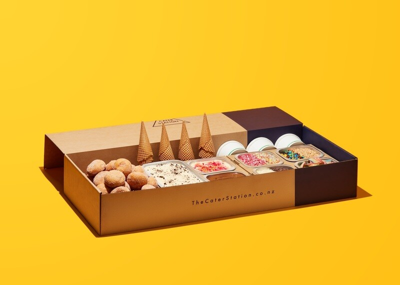 Donut and Ice cream hybrid kit