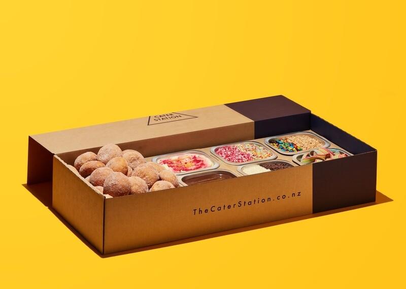 Mini Dipper Donut Kit