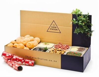 Christmas Dipper Donut Kit