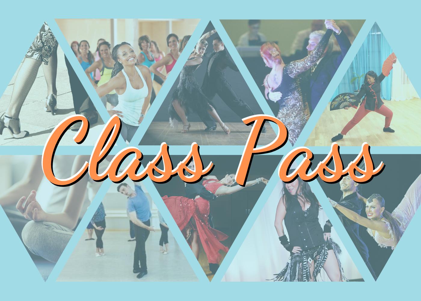 1 Class Pass