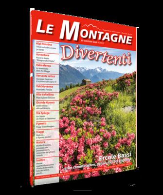 Abbonamento annuale speciale a Le Montagne Divertenti dal n.54