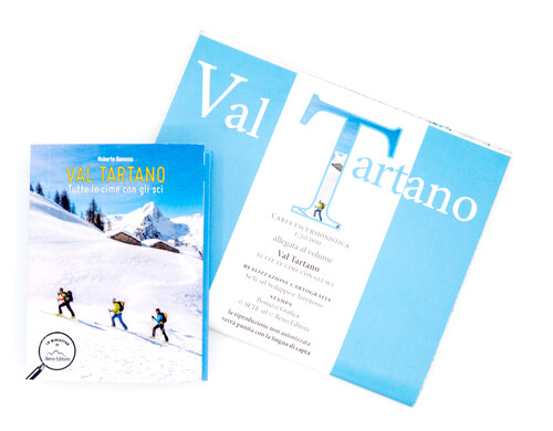 """Miniatura """"Val Tartano. Tutte le cime con gli sci"""""""