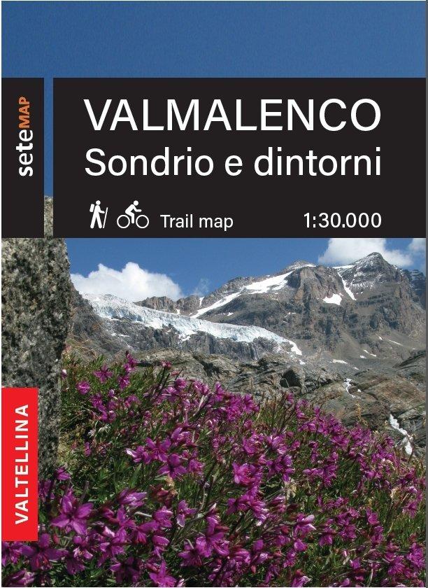 Mappa Valmalenco