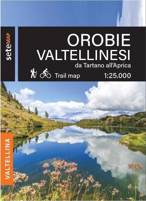 Mappa Orobie Valtellinesi