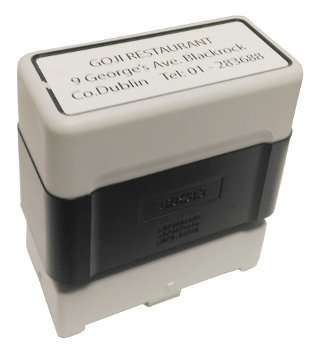 14/38 mm Self Inking Stamp