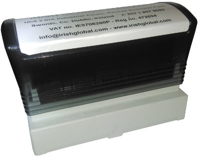 40/90mm Self Inking Stamp