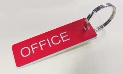 300 of 1.5mm engraved laminate 75 x 25mm  labels (€1.85 each)