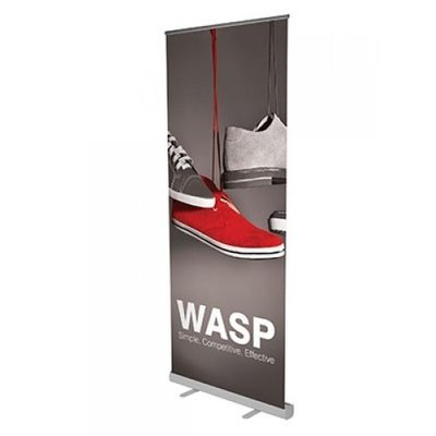 Wasp Roll-Up Stand