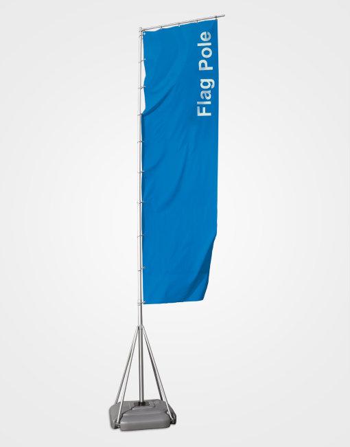 Giant Flag Poles