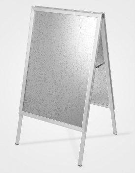 Silver A-Board