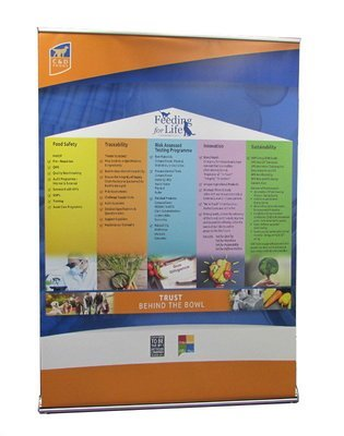 Superior Roller Banner (Snap Top)