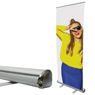 Luxury Roll-Up Stand