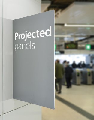 Projected Panels