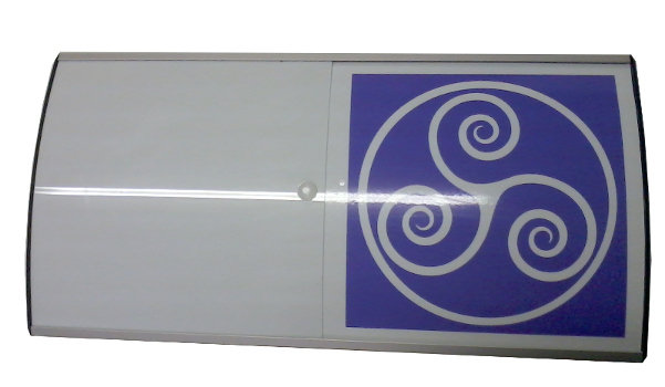 300 x 150mm End of Life Sign