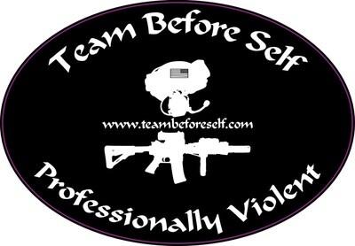 Black Professionally Violent