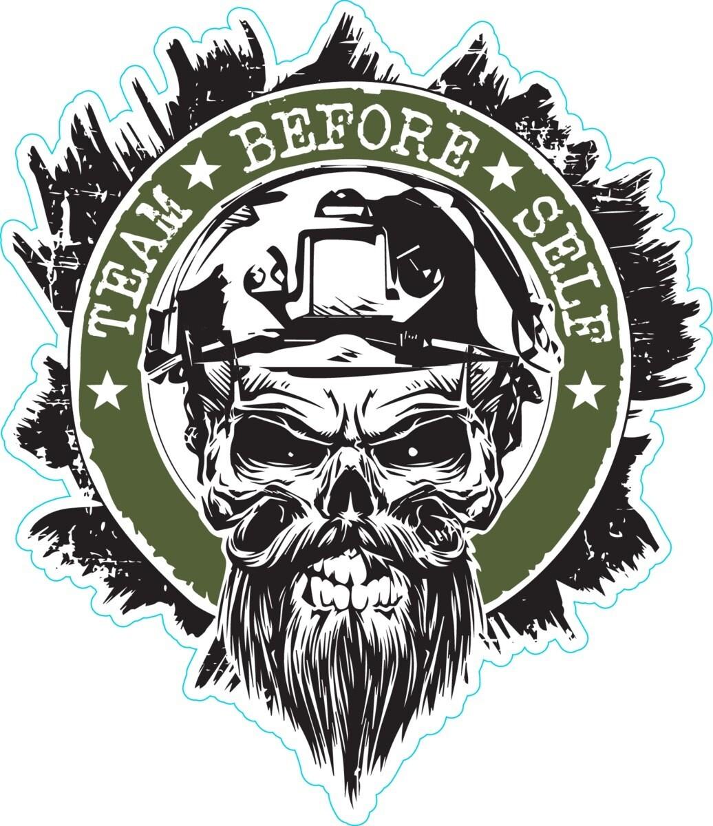 """TBS 10"""" Bearded Dude"""