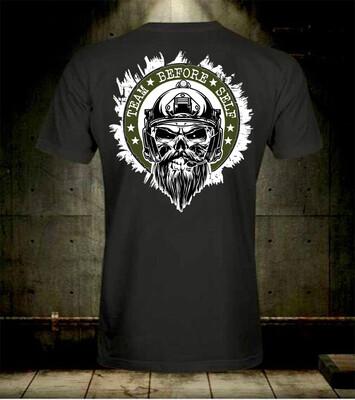TBS Bearded Goon Color Logo T-Shirt