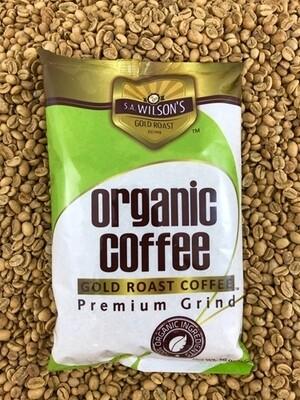 קפה אורגני לחוקן   - 473 גרם | Organic Coffee 473g - S.A.Wilsons