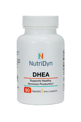 DHEA - 25mg, 90vc - NutriDyn