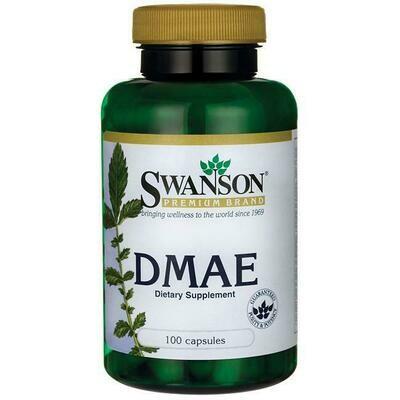 DMAE Complex 130mg 100c  -Swanson